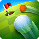 Golf battle by Miniclip.com Symbol