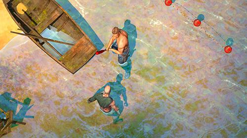 Steven Seagal's archipelago survival Screenshot