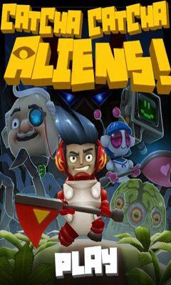 Catcha Catcha Aliens! icono