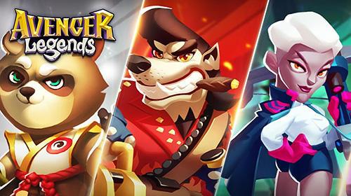 Avenger legends Screenshot