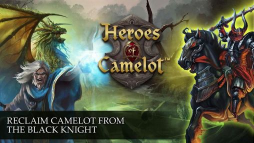 Heroes of Camelot screenshots
