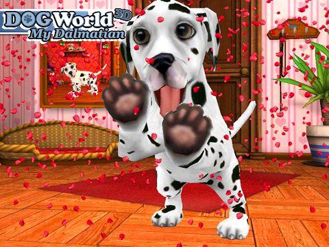 logo Hundewelt 3D: Mein Dalmatiner