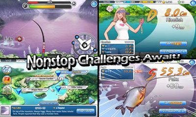 Fishing Superstars für Android