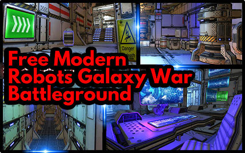 Free modern robots galaxy war: Battleground Screenshot