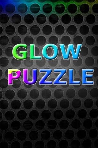 logo Glühendes Puzzle