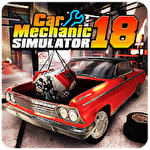 Car mechanic simulator 18 icono