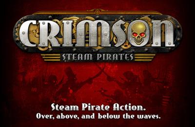 logo Crimson: Steam Pirates