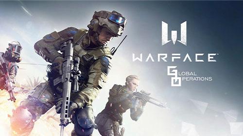 logo Warface: Globale Operationen