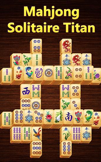 Mahjong solitaire: Titan Screenshot