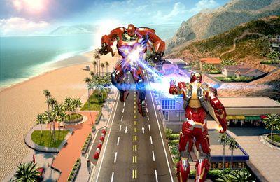 Iron Man 3 - Das offizielle Spiel für iPhone