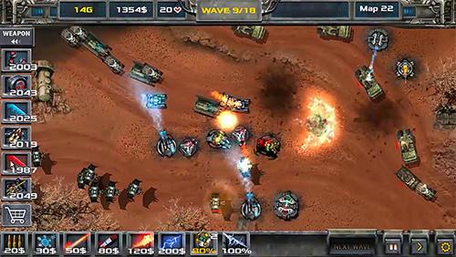 Tower defense: Defense legend 2 für Android
