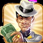 Casino crime icône
