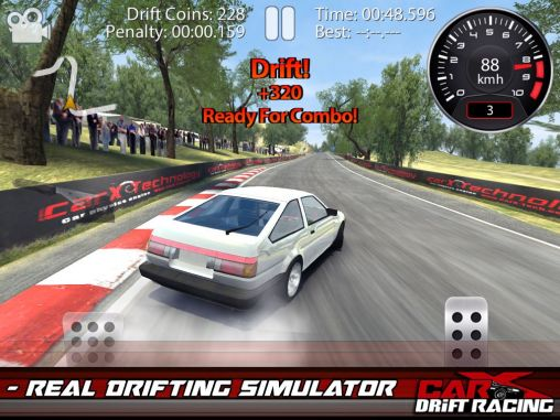 CarX drift racing für Android