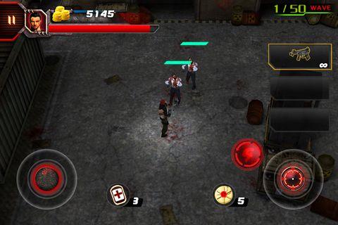 3D Zombie Krise 3 auf Deutsch