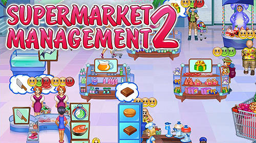 Supermarket management 2 captura de tela 1