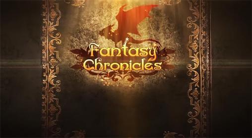 Fantasy chronicles ícone