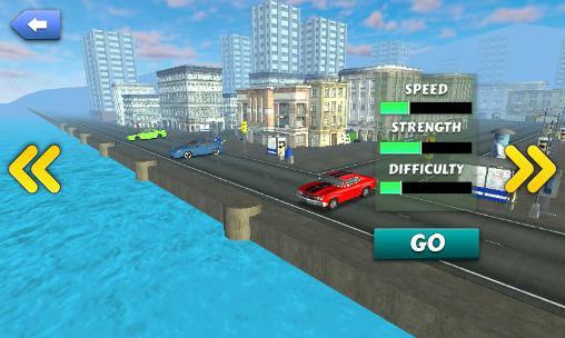Rennspiele Car speed racing für das Smartphone