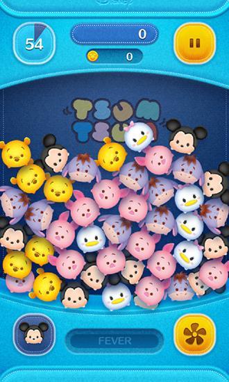 Arcade-Spiele Disney: Tsum tsum für das Smartphone