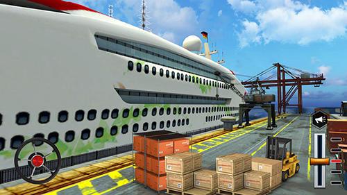 Ship simulator 2019 captura de tela 1