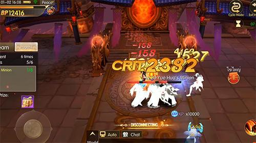 Eternal celestial Screenshot