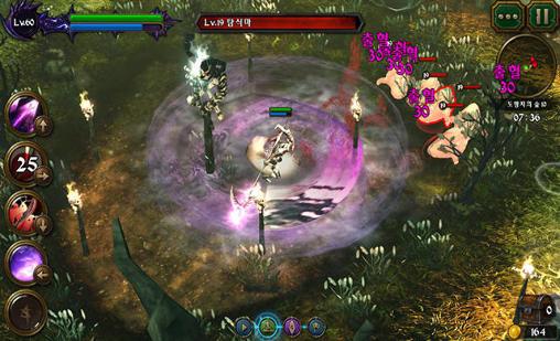 RPG-Spiele Angel stone für das Smartphone