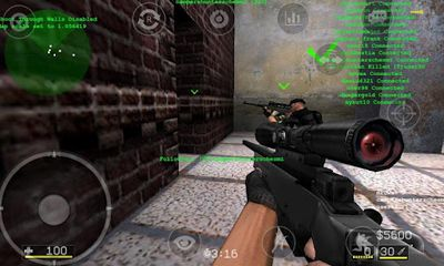 Critical Strike Portable Screenshot
