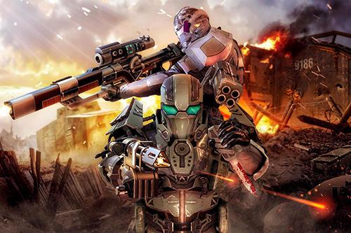 Shooting heroes legend: FPS gun battleground games für Android