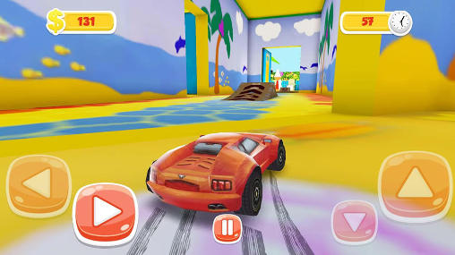 Toy drift racing для Android