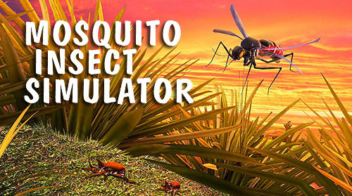 Mosquito insect simulator 3D Screenshot