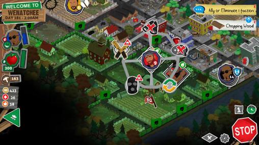 Rebuild: Gangs of Deadsville Screenshot