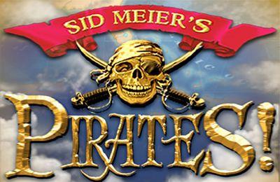 logo Los piratas de Sid Meier