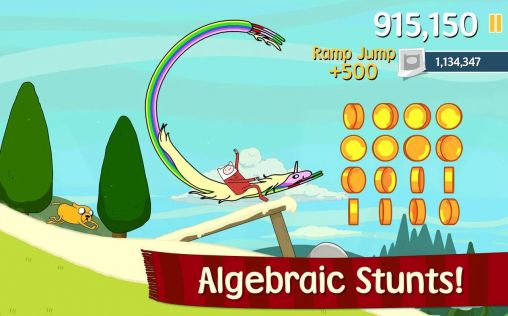 Ski safari: Adventure time для Android