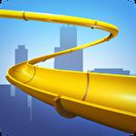 Water slide 3D Symbol