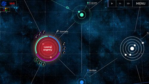 Spacecom für iPhone
