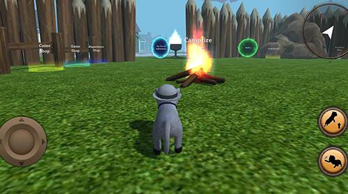 Cat simulator: Animal life auf Deutsch