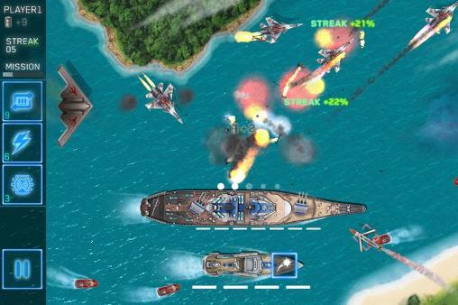 de simulateur Battle group 2 pour smartphone