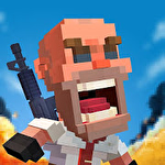 Guns royale: Multiplayer blocky battle royale ícone
