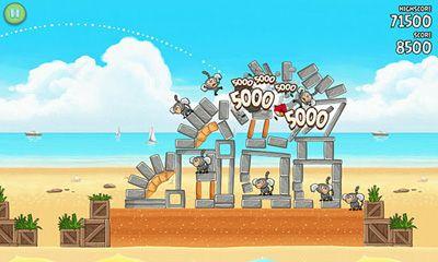 Angry Birds Rio screenshot 2