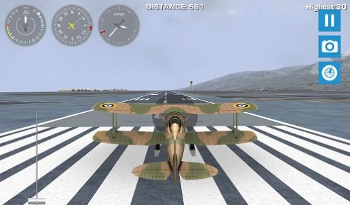 Airplane mount Everest pour Android