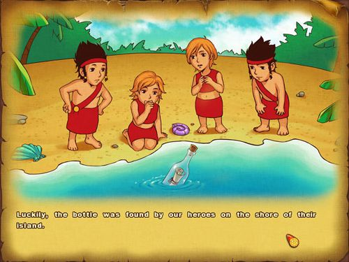 Isla de la tribu 5 para iPhone gratis