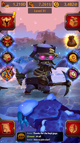 Dungeon crusher: Soul hunters para Android