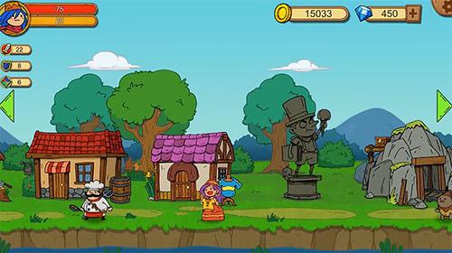 Unlikely heroes Screenshot