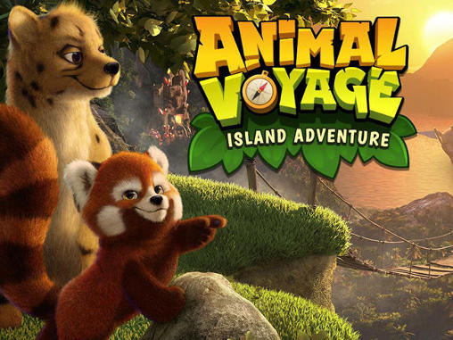 Animal voyage: Island adventure screenshot 1