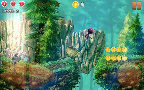 Arcade-Spiele Super elf jump für das Smartphone