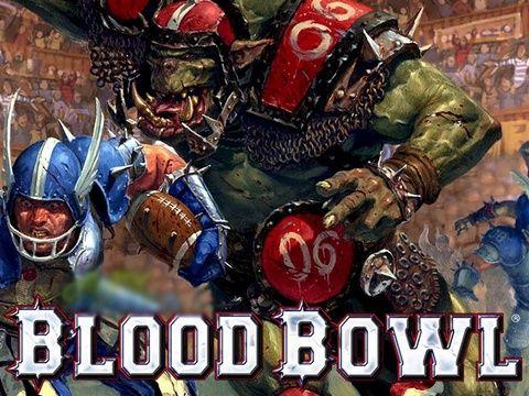 Blood bowl captura de pantalla 1