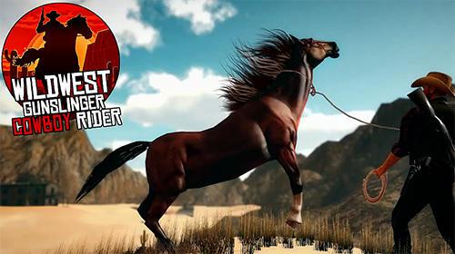 Wild West gunslinger cowboy rider screenshot 1