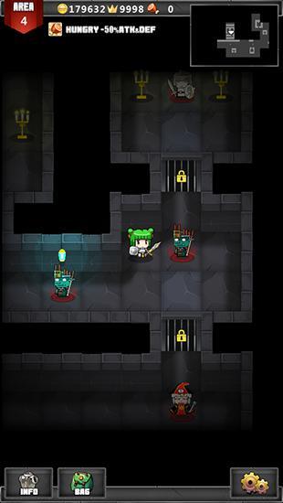 RPG-Spiele Portable dungeon legends für das Smartphone