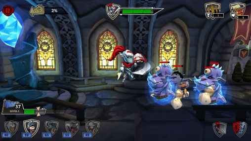 Defenders & dragons capture d'écran 1