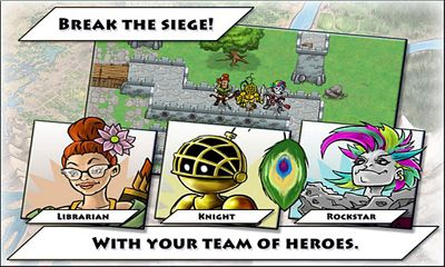 Siegebreaker para Android