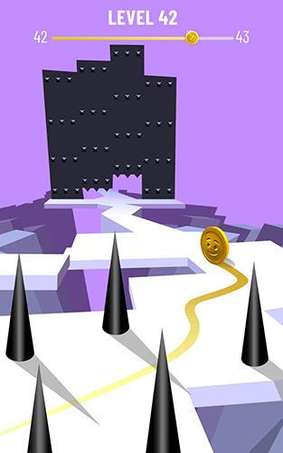 Coin rush! captura de tela 1